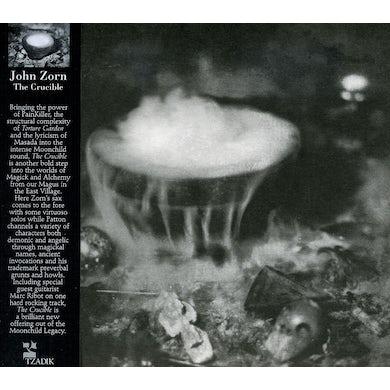 John Zorn CRUCIBLE CD