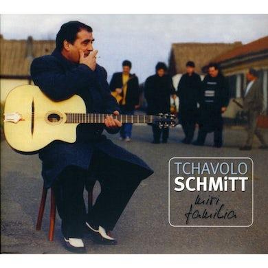 Tchavolo Schmitt MIRI FAMILIA CD