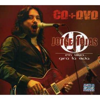 Jorge Rojas VIVO CD