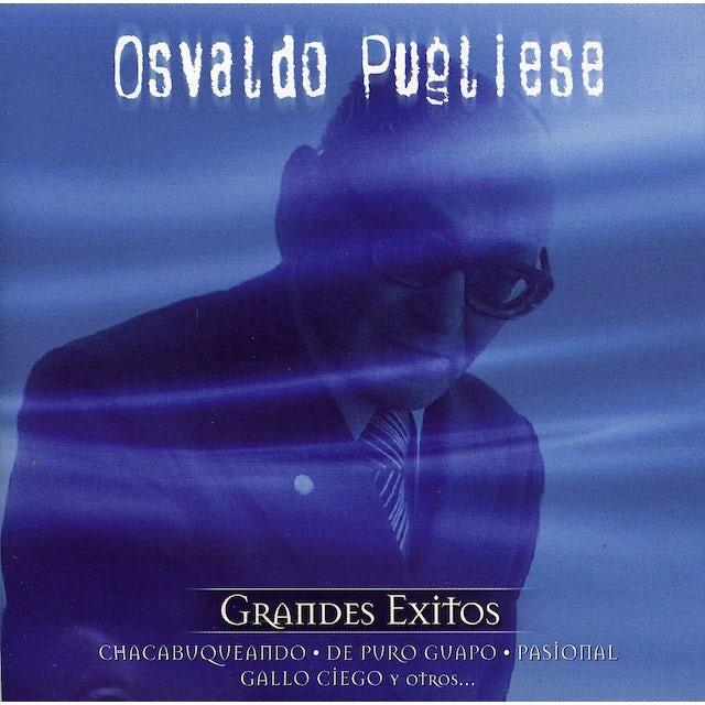 Osvaldo Pugliese COLECCION ANIVERSARIO CD