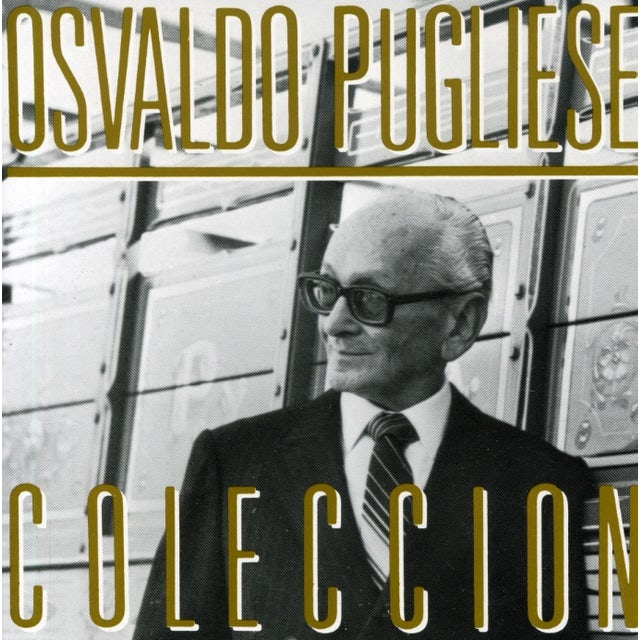 Osvaldo Pugliese COLECCION CD