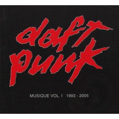 Daft Punk MUSIQUE 1 - 1993 / 2005 CD