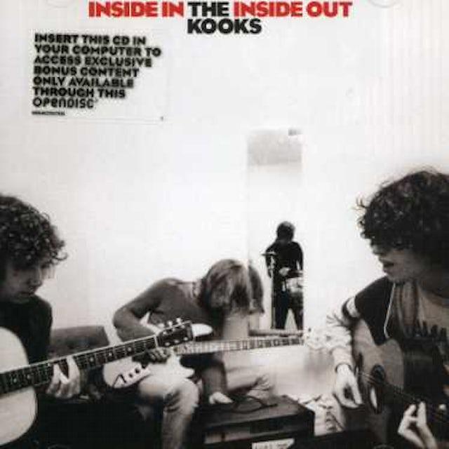 The Kooks INSIDE IN - INSIDE OUT CD