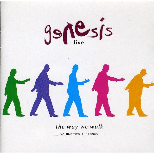 Genesis WAY WE WALK II - LIVE CD