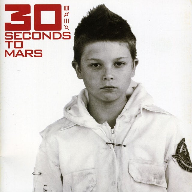 Thirty Seconds To Mars 30 SECOND TO MARS CD