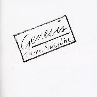 Genesis THREE SIDES LIVE CD