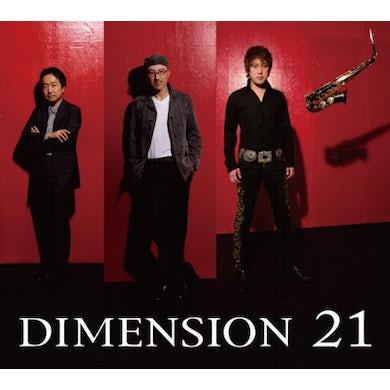 Dimension 21 CD