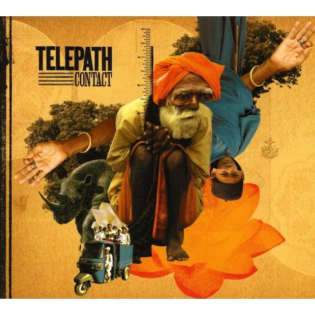 Telepath CONTACT CD
