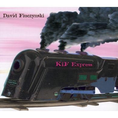 David Fiuczynski KIF EXPRESS CD
