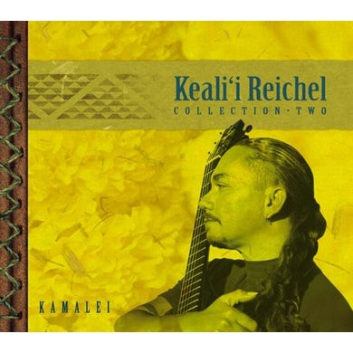 Keali'I Reichel KAMALEI: COLLECTION - TWO CD