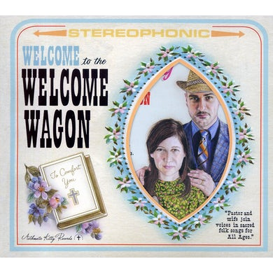 WELCOME TO THE WELCOME WAGON CD