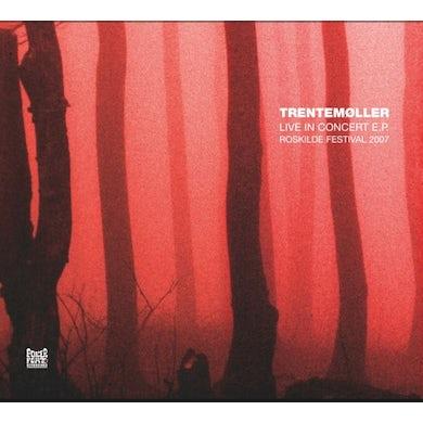 Trentemøller LIVE IN CONCERT: ROSKILDE FESTIVAL 2007 CD