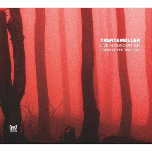 Trentemoller LIVE IN CONCERT: ROSKILDE FESTIVAL 2007 CD