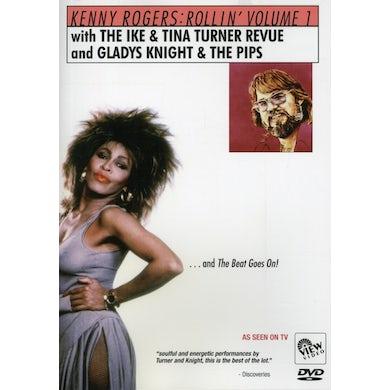 Kenny Rogers ROLLIN 1 DVD