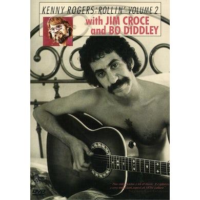 Kenny Rogers ROLLIN 2 DVD