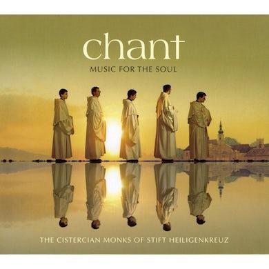 Cistercian Monks of Stift Heiligenkreuz CHANT MUSIC FOR THE SOUL (HOLIDAY EDITION) CD