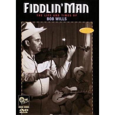 FIDDLIN MAN: LIFE & TIMES OF BOB WILLS DVD