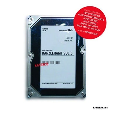 KANZLERAMT 6 MIXED BY HEIKO LAUX CD