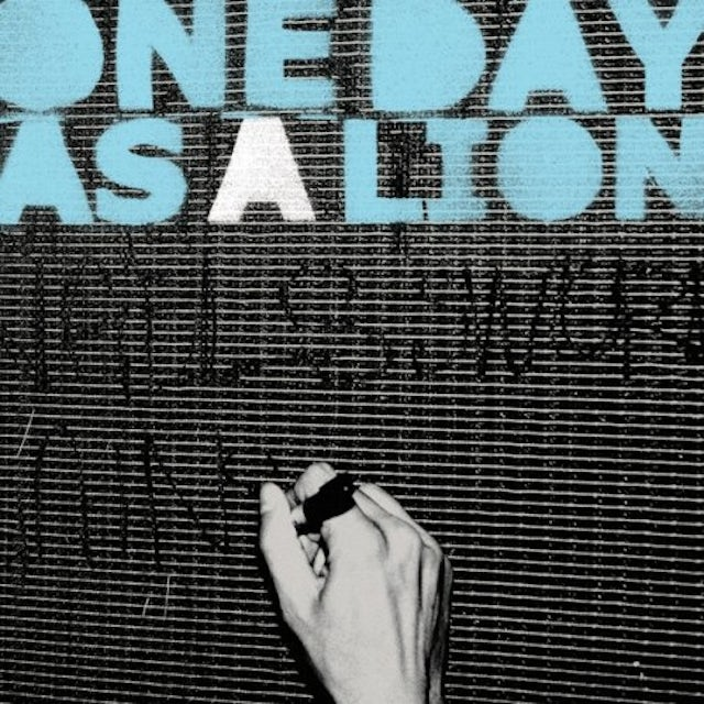 One Day As A Lion Vinyl Record