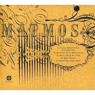 Matmos WEST CD