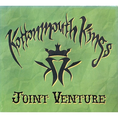 Kottonmouth Kings JOINT VENTURE (O-CARD VERSION) CD