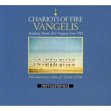 Vangelis CHARIOTS: 25 ANNIVESARY EDITION / Original Soundtrack CD
