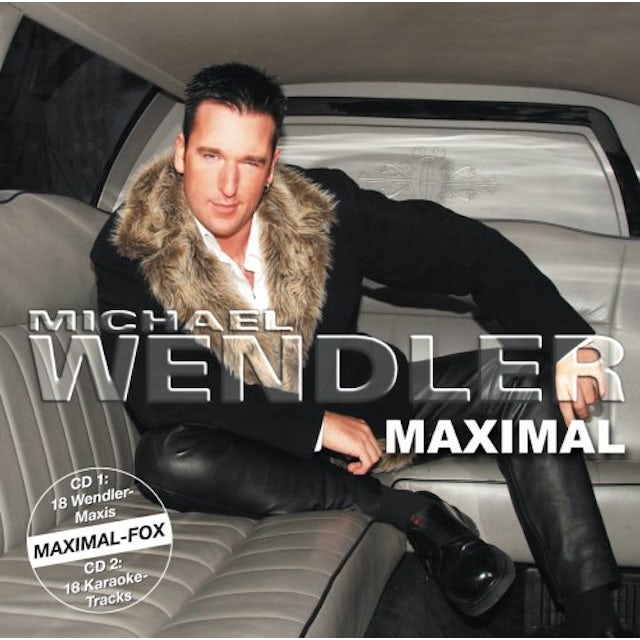 Michael Wendler MAXIMAL 1 CD
