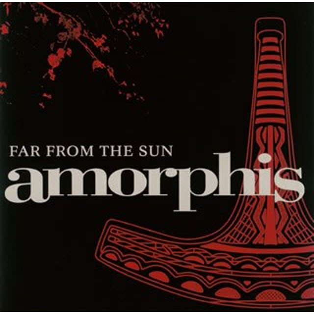 Amorphis FAR FROM THE SUN CD