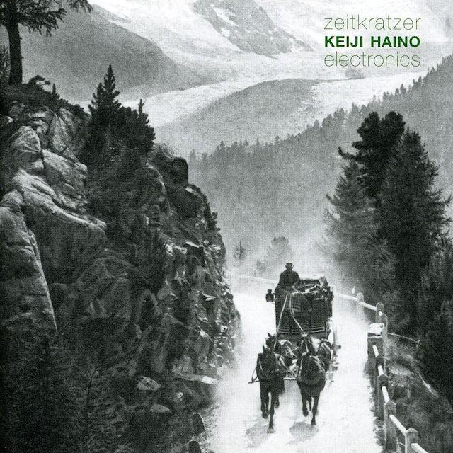 Zeitkratzer / Keiji Haino ELECTRONICS CD