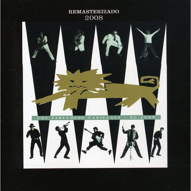 FABULOSOS CADILLACS LEON CD