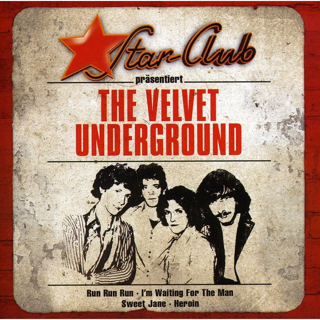 The Velvet Underground STAR CLUB CD