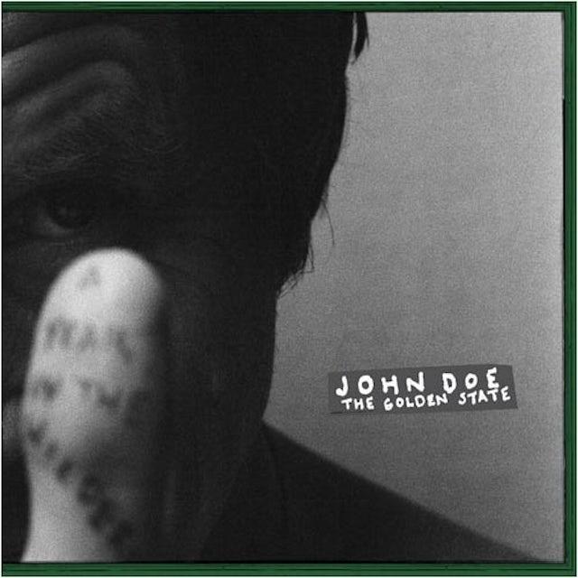 John Doe GOLDEN STATE CD