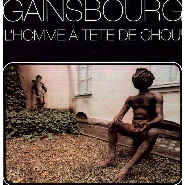 Serge Gainsbourg L'HOMME A TETE DE CHOU (REIS) (OGV) (Vinyl)