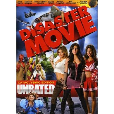DISASTER MOVIE DVD