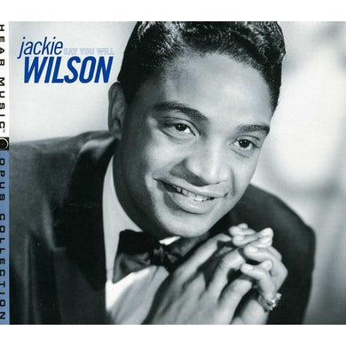 Jackie Wilson SAY YOU WILL CD