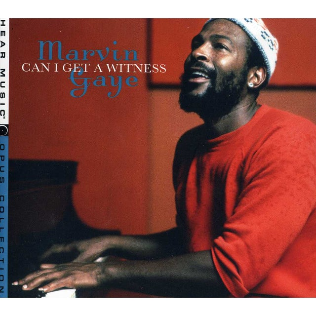Marvin Gaye CAN I GET A WITNESS CD