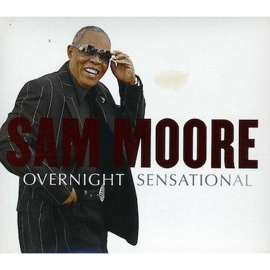 Sam Moore OVERNIGHT SENSATION CD