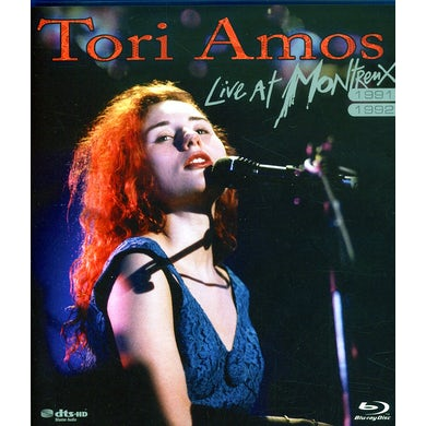 Tori Amos LIVE AT MONTREUX 1991 1992 Blu-ray