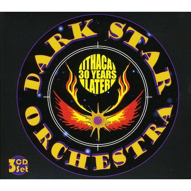 Dark Star Orchestra ITHACA 30 YEARS LATER CD
