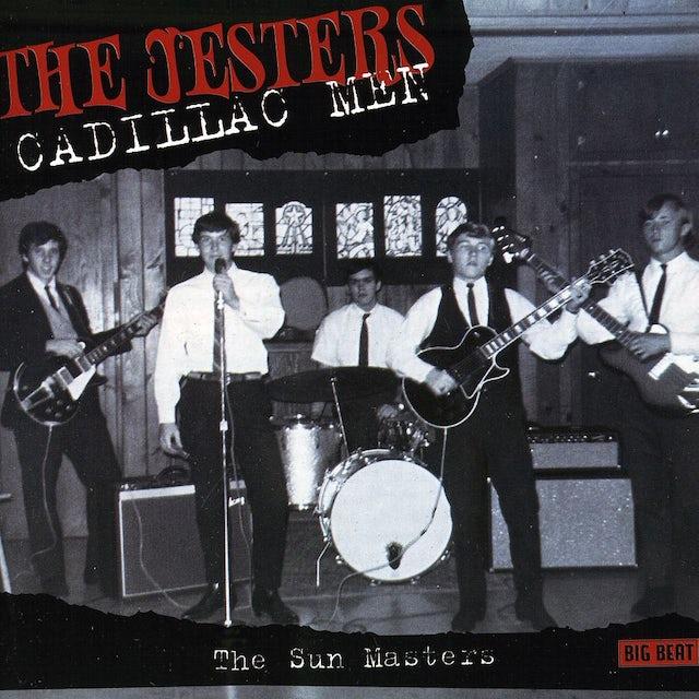 Jesters CADILLAC MEN: LEGENDARY SUN MASTERS CD