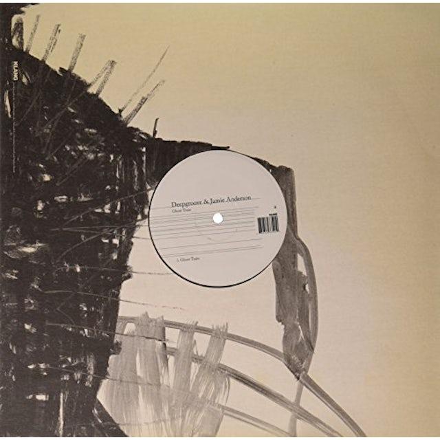 Deepgroove & Jamie Anderson GHOST TRAIN Vinyl Record