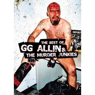 BEST OF GG ALLIN & THE MURDER JUNKIES DVD