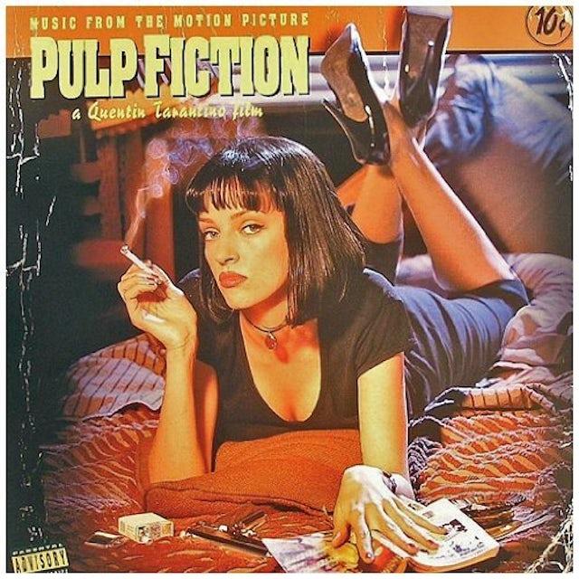 Pulp Fiction / O.S.T.   PULP FICTION / Original Soundtrack Vinyl Record