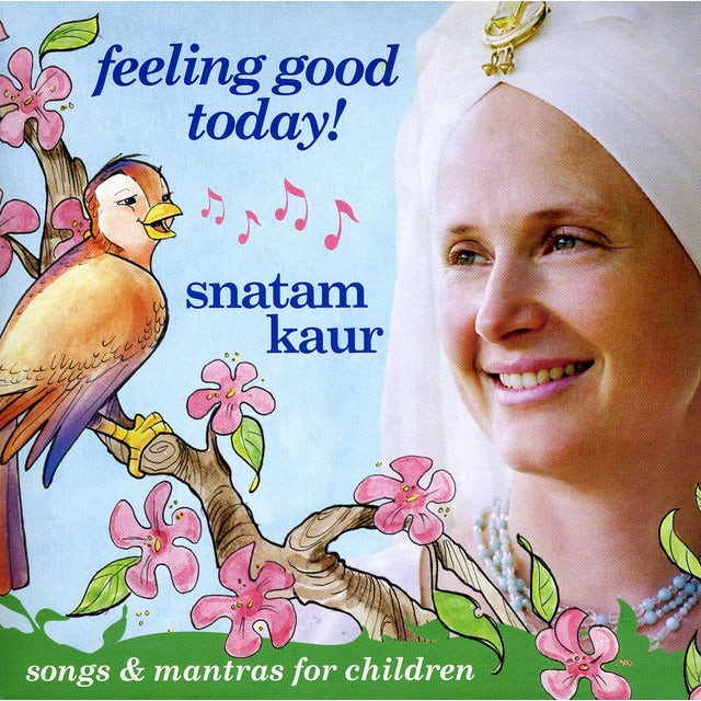 Snatam Kaur FEELING GOOD TODAY CD