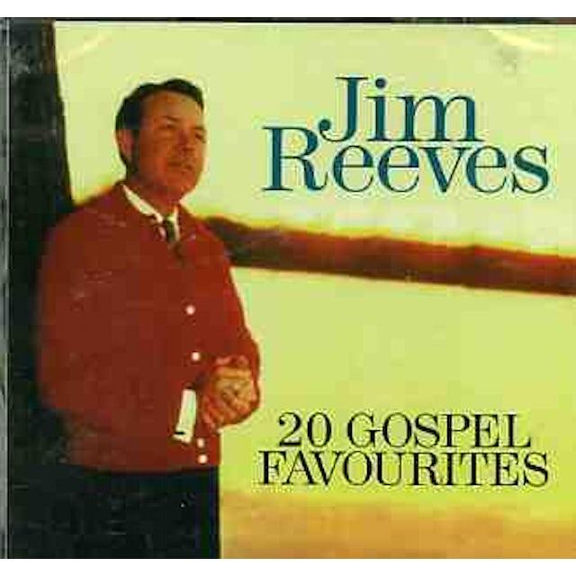 Jim Reeves 20 GOSPEL FAVOURITES CD
