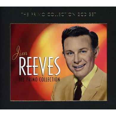 Jim Reeves PRIMO COLLECTION CD