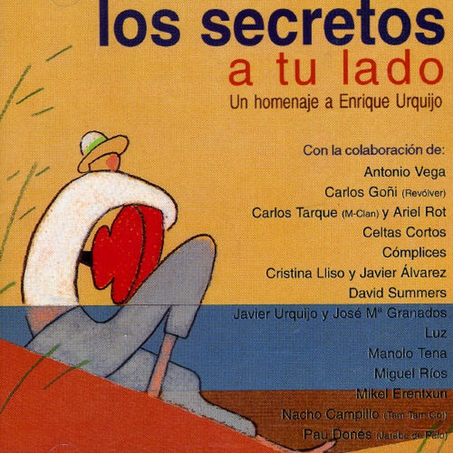 SECRETOS TU LADO CD