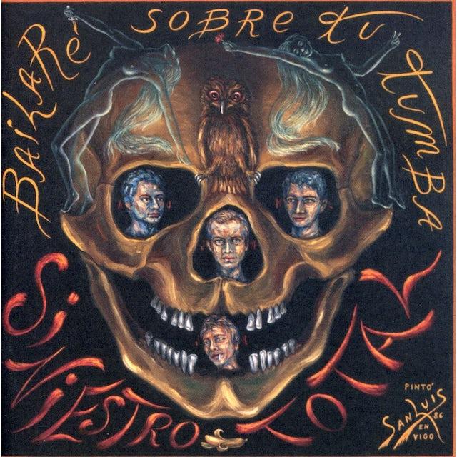 Siniestro Total BAILARE SOBRE TU TUMBA (2ND EDITION) CD