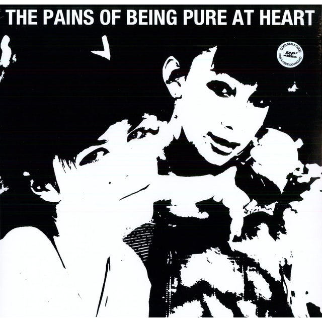 The Pains Of Being Pure At Heart Vinyl Record