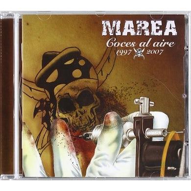 MAREA COCES AL AIRE 1997-2007 CD